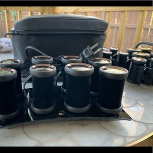 T3 volumizing hot rollers